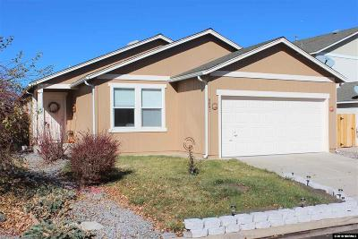 Single Family Home For Sale: 9691 Canyon Meadows Dr