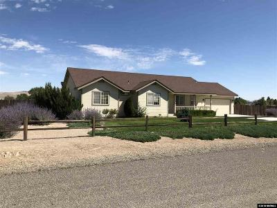 Stagecoach Single Family Home For Sale: 6284 Bluegrass Drive
