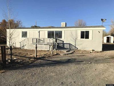 Reno Manufactured Home For Sale: 3835 Bobolink Cir