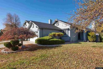 Reno Single Family Home For Sale: 2787 Randolph Drive