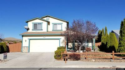 Sun Valley Single Family Home Active/Pending-Loan: 707 Strauss Ct