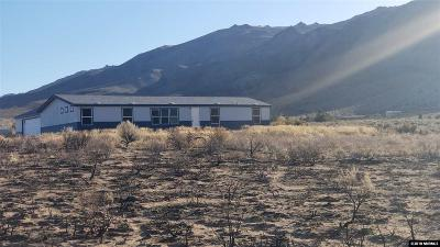 Reno Manufactured Home For Sale: 22075 N Red Rock