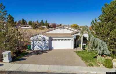 Reno Single Family Home For Sale: 2333 Manzanita Lane