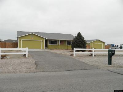 Fallon Single Family Home Active/Pending-Loan: 4190 Raven Drive