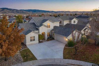 Reno Single Family Home For Sale: 10470 Silver Rush Court