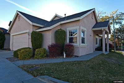 Reno Single Family Home For Sale: 5772 Golden Eagle