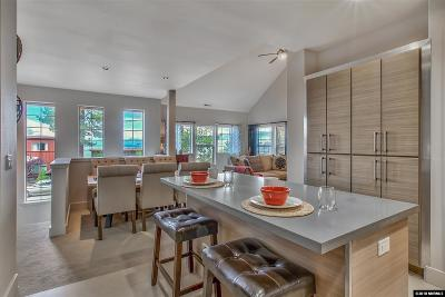 South Lake Tahoe CA Single Family Home For Sale: $969,000