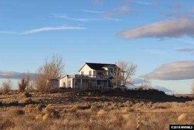 Winnemucca Single Family Home For Sale: 10100 Conservation Rd.