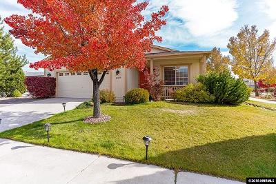 Reno Single Family Home For Sale: 18224 Fontana Ct