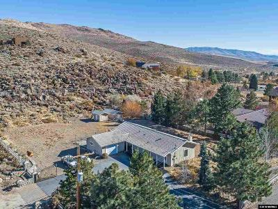 Reno Single Family Home For Sale: 5230 Goldenrod Dr.