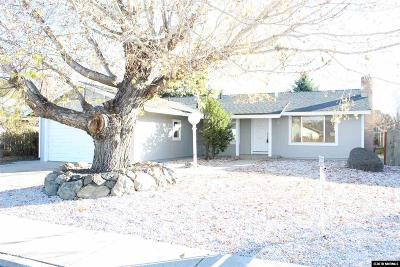 Carson City Single Family Home For Sale: 1401 Colorado