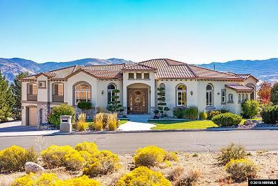 Reno Single Family Home For Sale: 12880 Silver Wolf Road