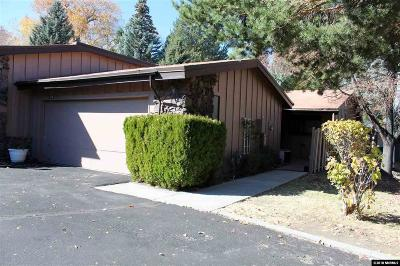 Carson City Condo/Townhouse For Sale: 173 Lake Glen Dr.