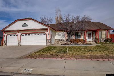 Gardnerville Single Family Home For Sale: 1280 Kyndal