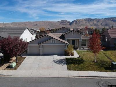 Reno Single Family Home Active/Pending-Loan: 10220 Donnay Court