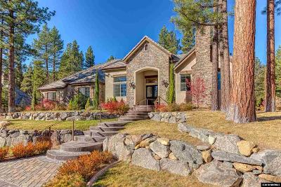 Reno Single Family Home For Sale: 20685 Margaux Rd