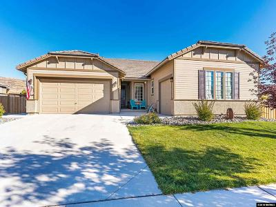 Sparks Single Family Home For Sale: 6634 Voyage Dr