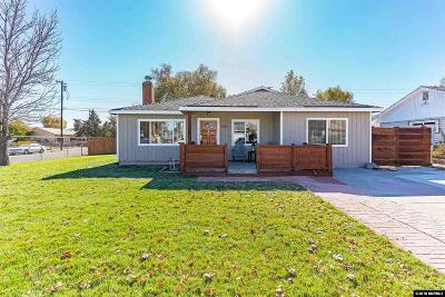 Single Family Home Active/Pending-Loan: 890 Broadway Blvd