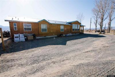Battle Mountain Manufactured Home For Sale: 2160 E Horseshoe Rd