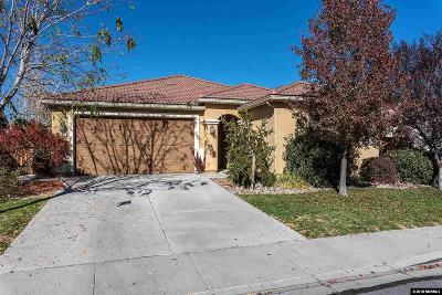 Reno Single Family Home For Sale: 395 Terracina Way