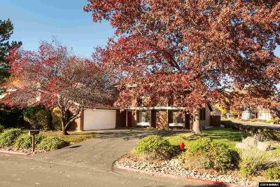 Reno Single Family Home For Sale: 6309 Meadow Creek Drive
