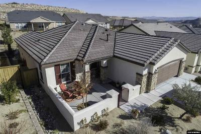 Washoe County Single Family Home Price Reduced: 1400 Wakefield Trail