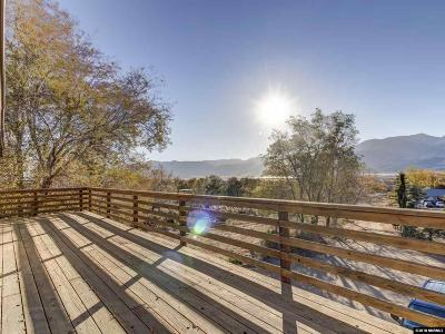 Washoe County Single Family Home For Sale: 1640 E Guffey