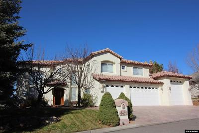 Reno Single Family Home For Sale: 3481 Cheechako
