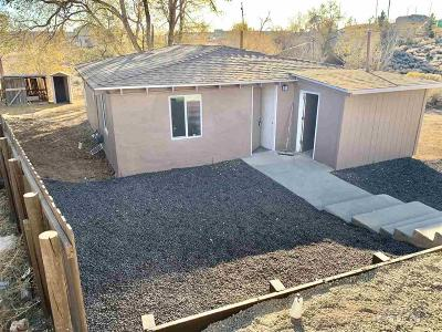 Reno Single Family Home New: 155 Walner Street