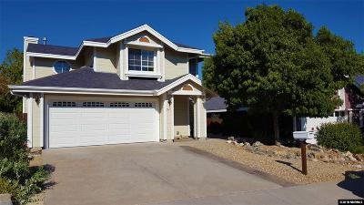 Reno Single Family Home For Sale: 5147 Aspen View Dr