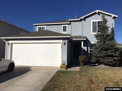 Reno Single Family Home For Sale: 7695 Corso St