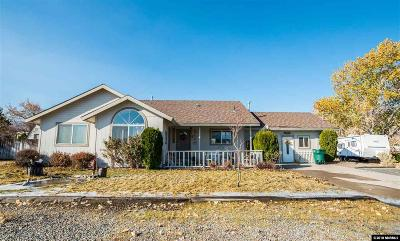 Carson City Single Family Home New: 3753 Lyla Lane