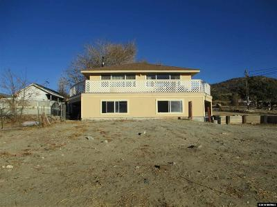 Carson City Single Family Home New: 1675 S Deer Run Rd