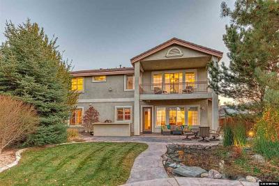 Reno, Sparks, Carson City, Gardnerville Single Family Home For Sale: 6375 Rey Del Sierra