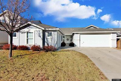 Reno Single Family Home New: 9469 Long River