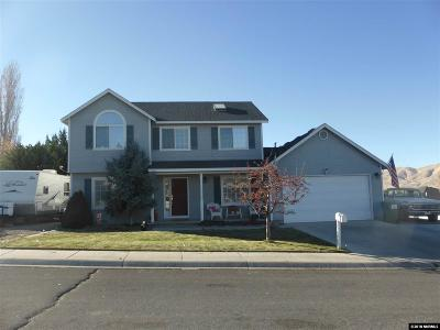 Winnemucca Single Family Home For Sale: 4100 Autumn Hills Drive