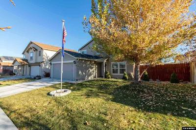 Washoe County Single Family Home New: 8930 Grisom Way