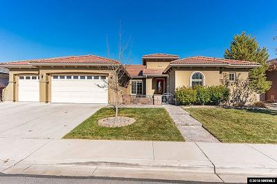 Reno Single Family Home For Sale: 2635 Trail Rider Drive