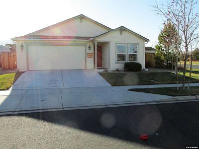 Reno Single Family Home New: 9199 Andraste Way