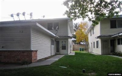 Reno Condo/Townhouse New: 5041 Catalina Dr #3