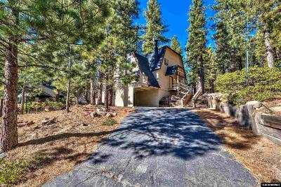 Incline Village Single Family Home For Sale: 1056 War Bonnet Way