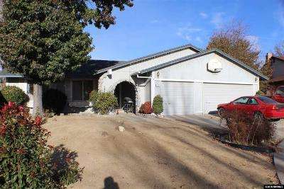 Washoe County Single Family Home New: 2361 Tangerine Street