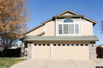 Sparks Single Family Home For Sale: 975 Painted Desert Court