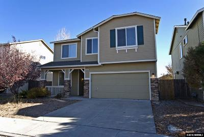 Washoe County Single Family Home New: 6316 Antero Dr