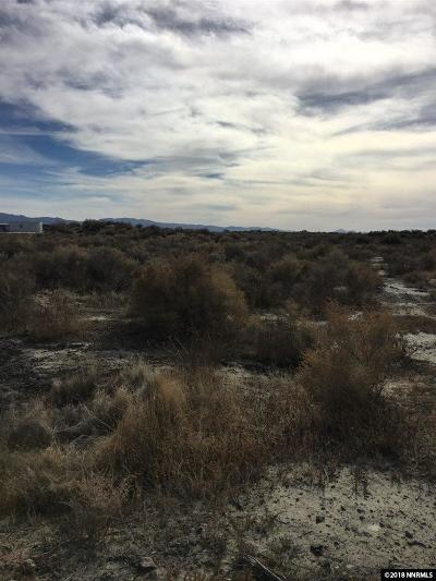 Lovelock Residential Lots & Land For Sale: 1530 Horseshoe Bend Road