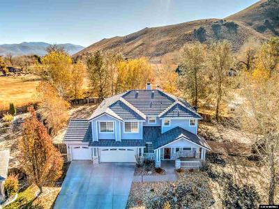 Carson City Single Family Home For Sale: 500 Oxford Court