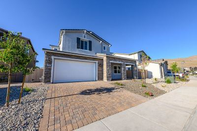 Reno, Sparks, Carson City, Gardnerville Single Family Home For Sale: 2845 Ethelinda Way #Lot 24