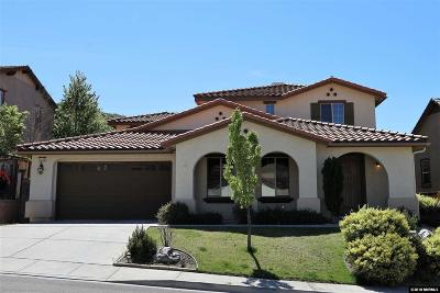Washoe County Single Family Home For Sale: 1850 Scott Valley Road