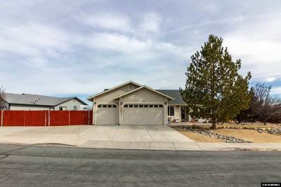 Sparks NV Single Family Home New: $429,900