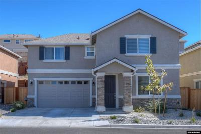 Reno Single Family Home Active/Pending-Loan: 3665 Remington Park Dr